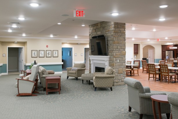 Lk Architecture Healthcare Ganzhorn Suites Powell Oh 13