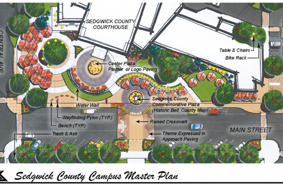 Sedgwick County Campus Master Plan