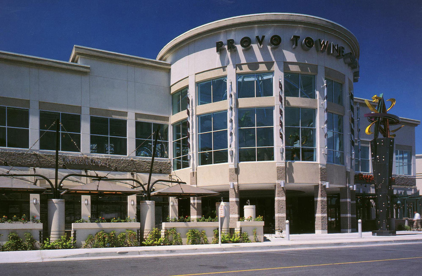 The Utah Valley Convention Center is located on Freedom Blvd ( West) in between Center Street and North, just six blocks north of the FrontRunner Provo Central Station. Buses are available from Provo Central Station to the Utah Valley Convention Center.