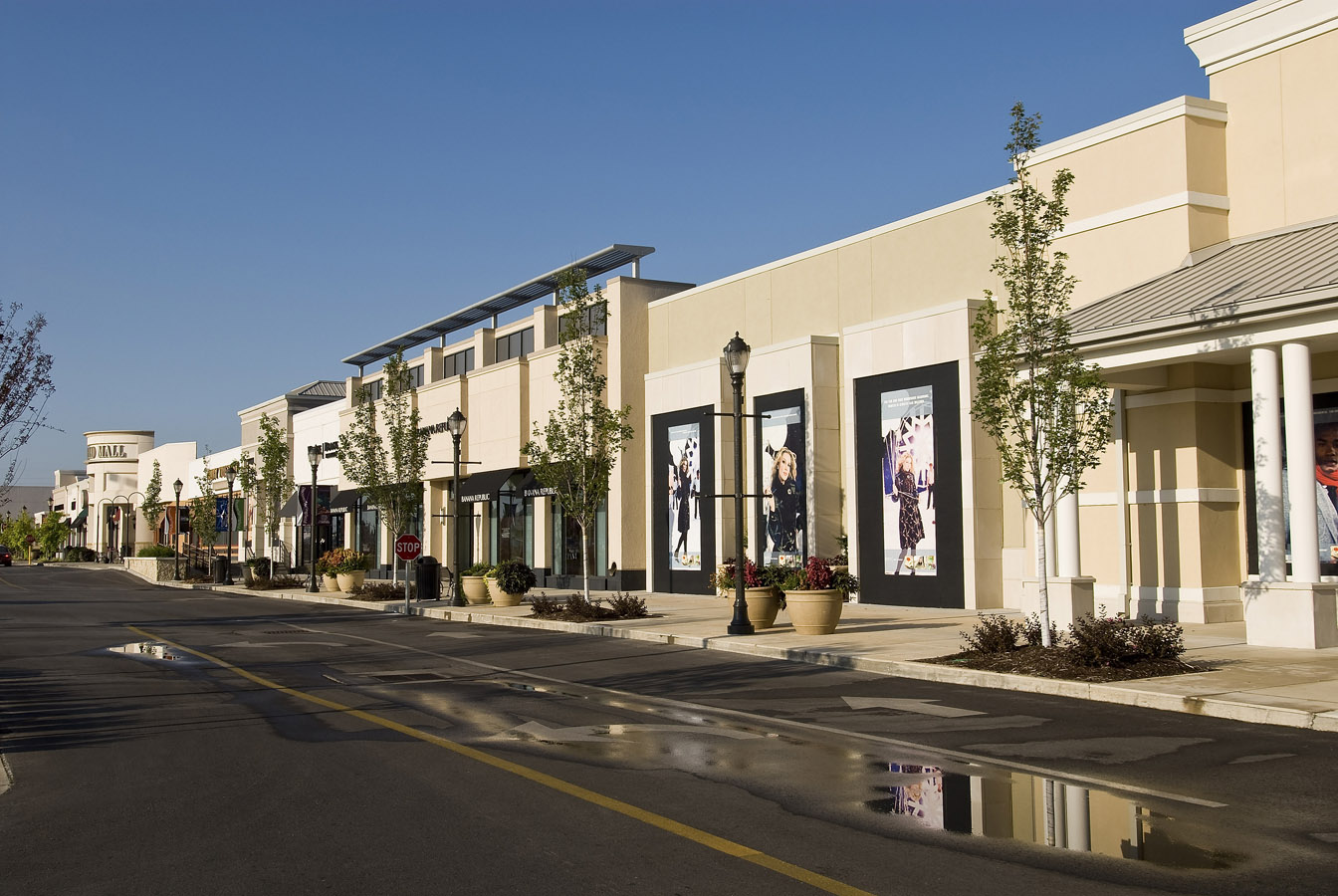 Lk Architecture Battlefield Mall Springfield Mo