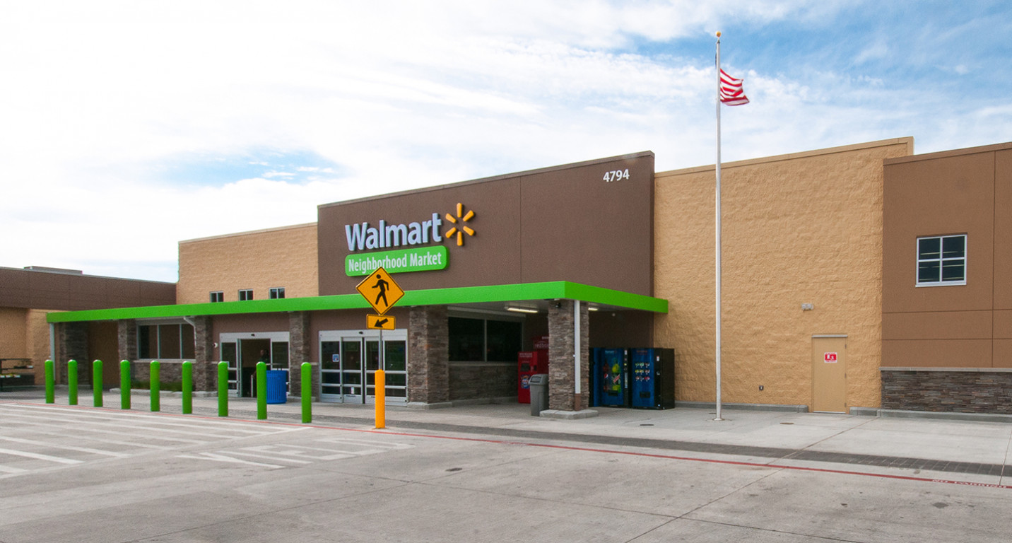 Lk Architecture Retail Walmart Nationwide 04