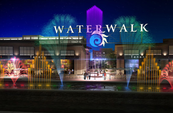 Water Walk Master Plan, Wichita, KS