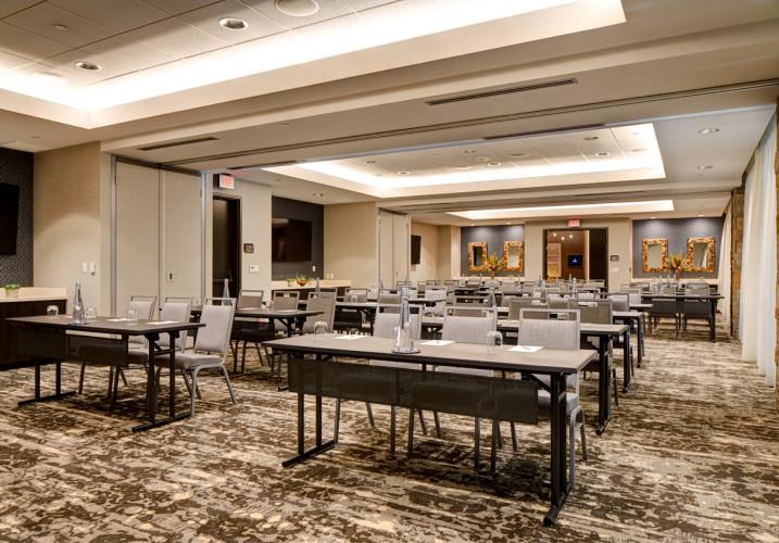 Archer Hotel Napa_Great Room_Classroom