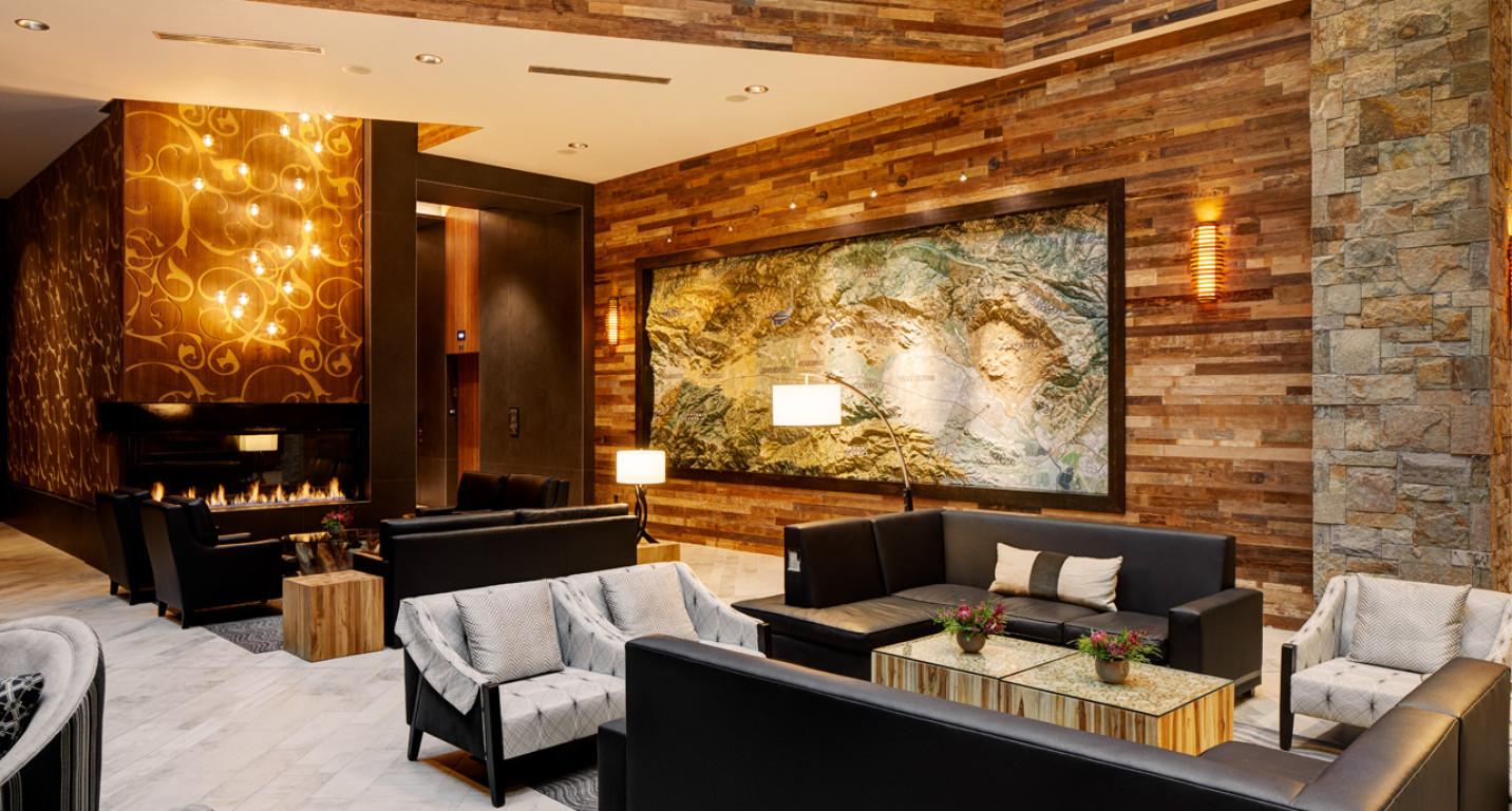 Archer Hotel Napa_Lobby