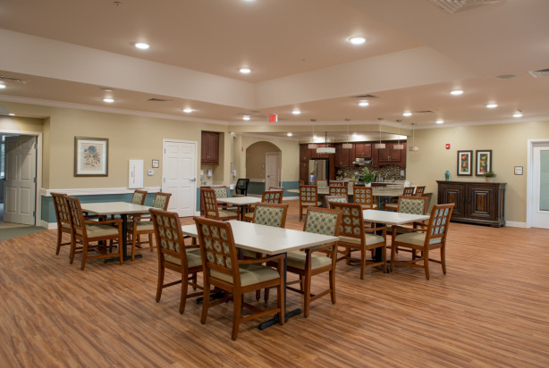 Lk Architecture Healthcare Ganzhorn Suites Powell Oh 15