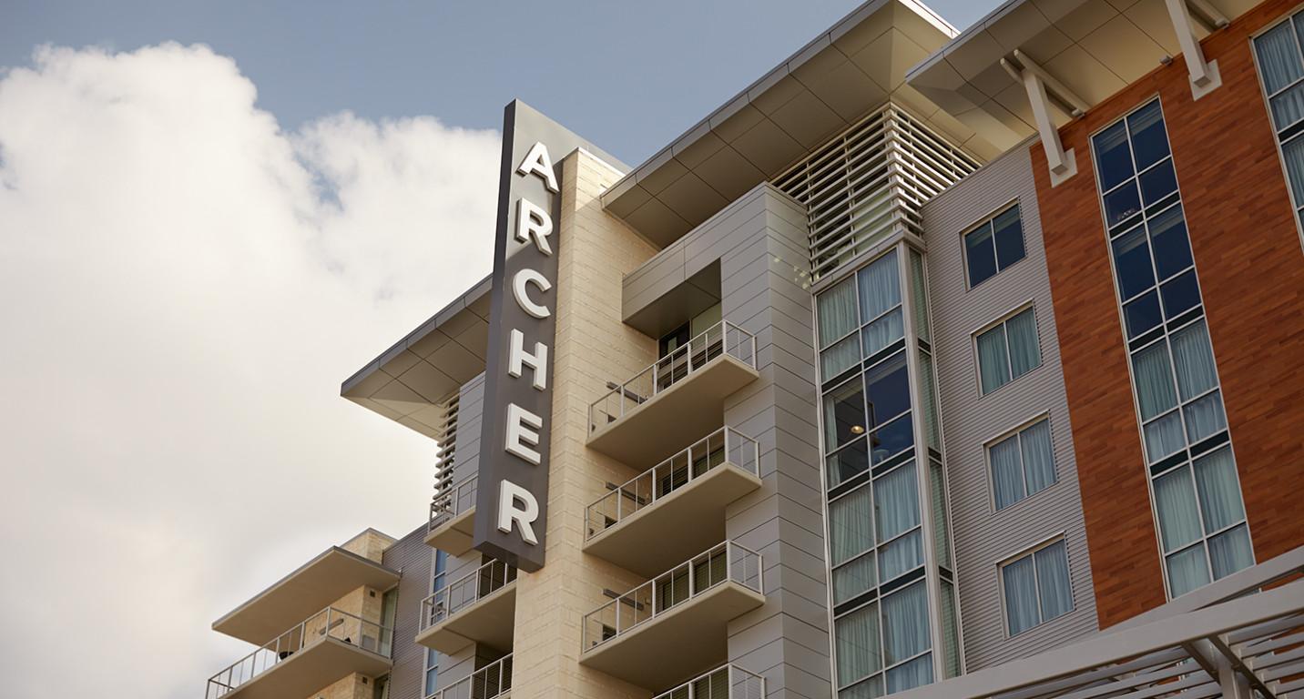 Lk Architecture Hospitality Archer Austin Tx 25