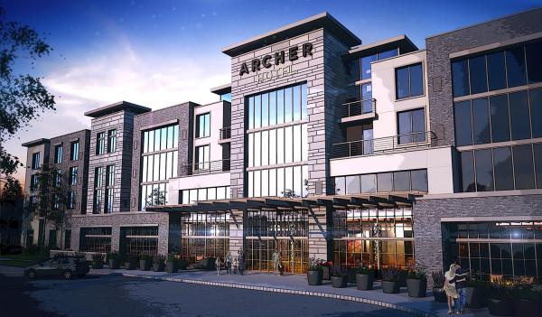 Archer Hotel, Florham Park, New Jersey