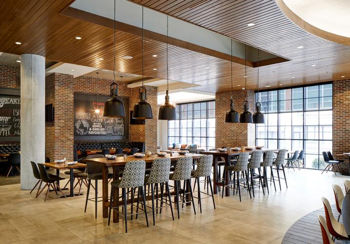 LK Architecture Hospitality Archer Hotel Burlington MA 03