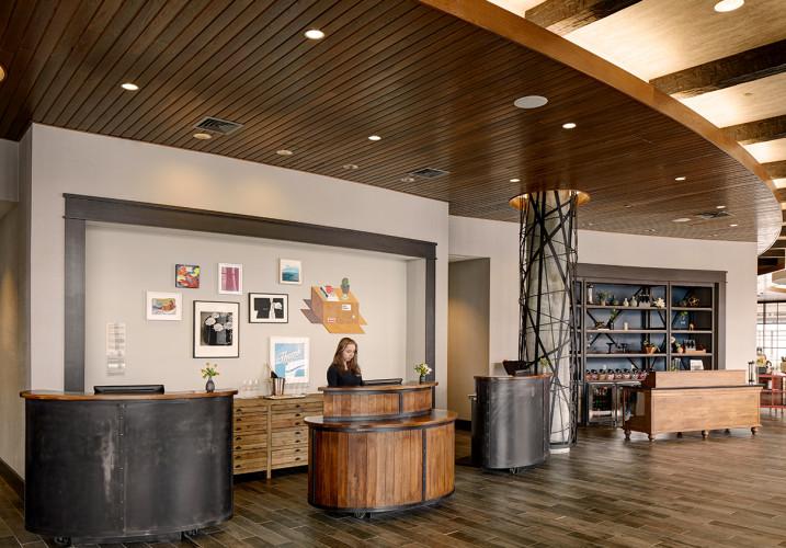 LK Architecture Hospitality Archer Hotel Burlington MA 06