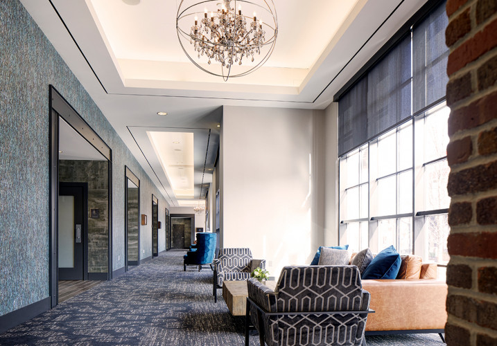 LK Architecture Hospitality Archer Hotel Burlington MA 07