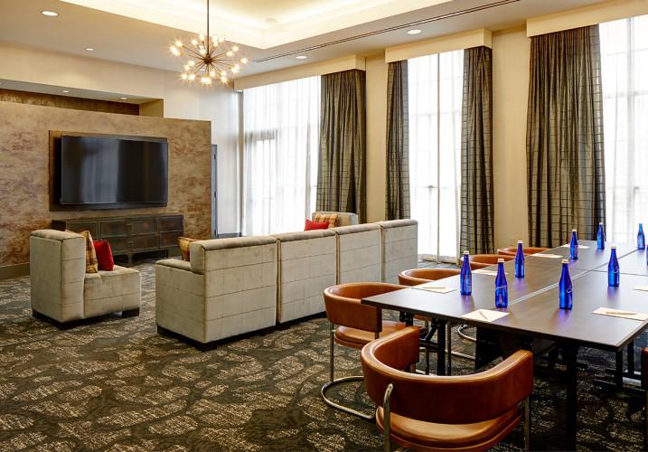 LK Architecture Hospitality Archer Hotel Burlington MA 08