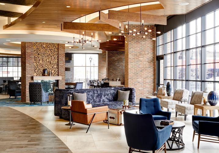 LK Architecture Hospitality Archer Hotel Burlington MA 09