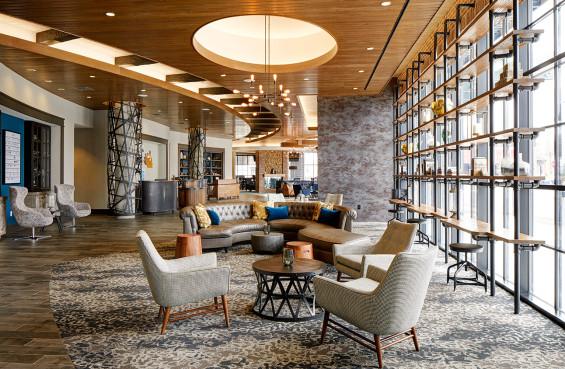 Archer Hotel, Burlington, MA