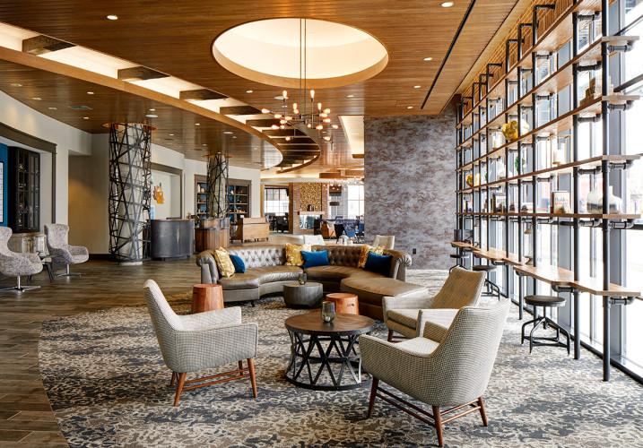 LK Architecture Hospitality Archer Hotel Burlington MA 10