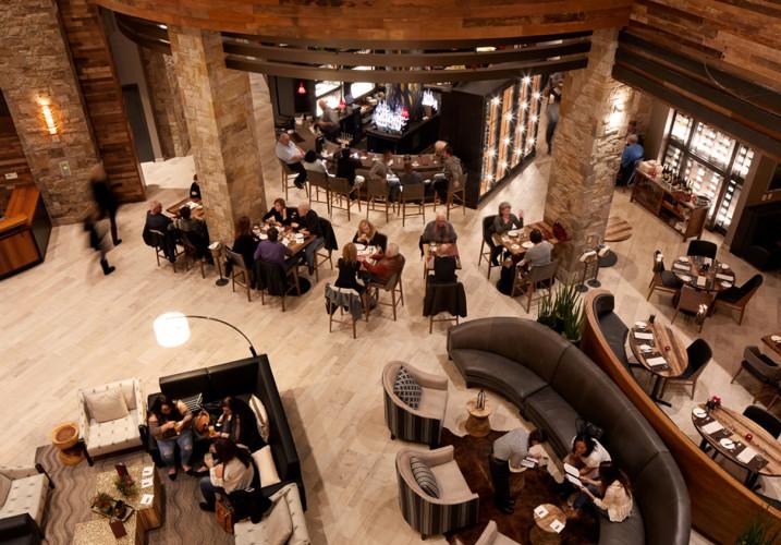 LK Architecture Hospitality Archer Napa CA 02