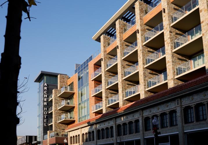 LK Architecture Hospitality Archer Napa CA 11