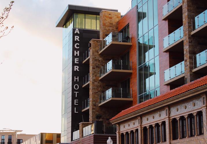 LK Architecture Hospitality Archer Napa CA 18