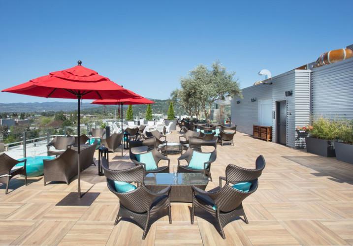 LK Architecture Hospitality Archer Napa CA 20
