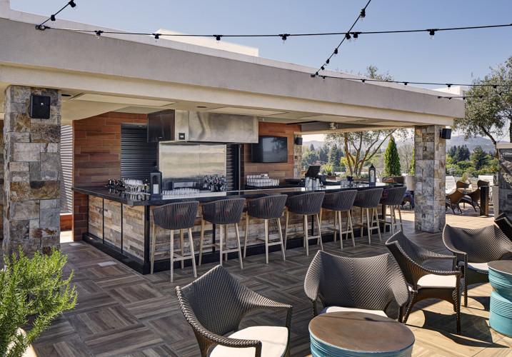 LK Architecture Hospitality Archer Napa CA 27