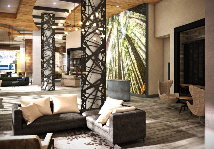 LK Architecture Hospitality Archer Redmond WA 02