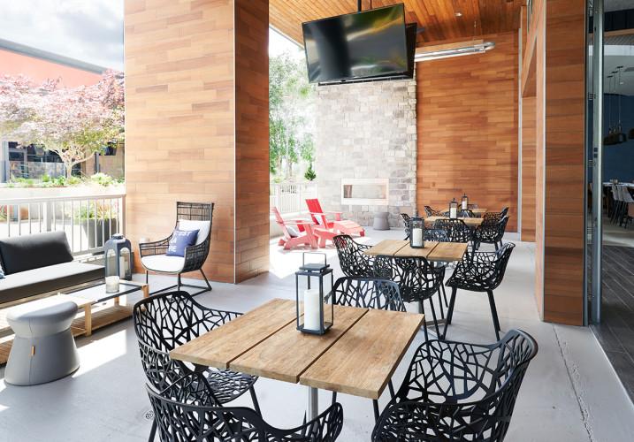 LK Architecture Hospitality Archer Redmond WA 09