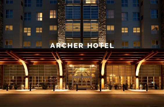 Archer Hotel, Redmond, WA