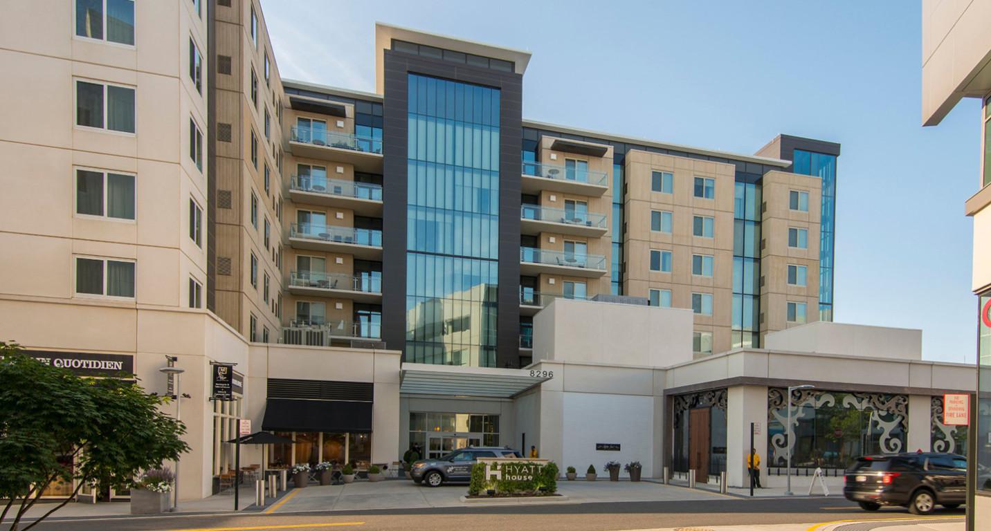 LK Architecture Hospitality Hyatt House Fairfax Merrifield VA 03
