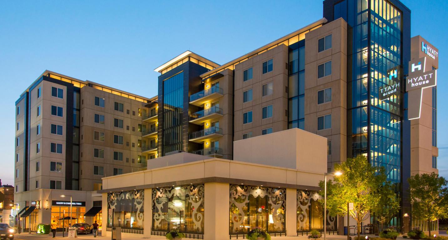 LK Architecture Hospitality Hyatt House Fairfax Merrifield VA 04