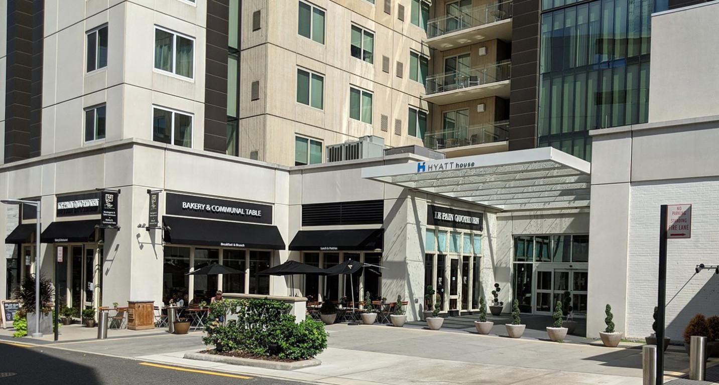 LK Architecture Hospitality Hyatt House Fairfax Merrifield VA 06