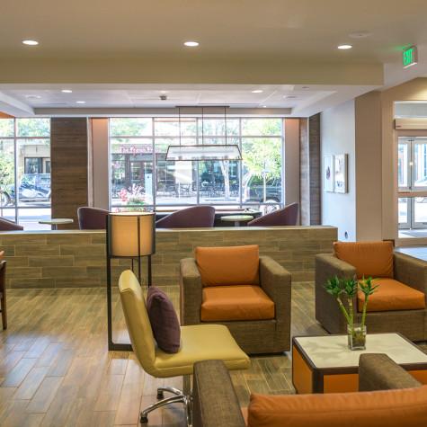 LK Architecture Hospitality Hyatt House Lakewood Belmar CO 14