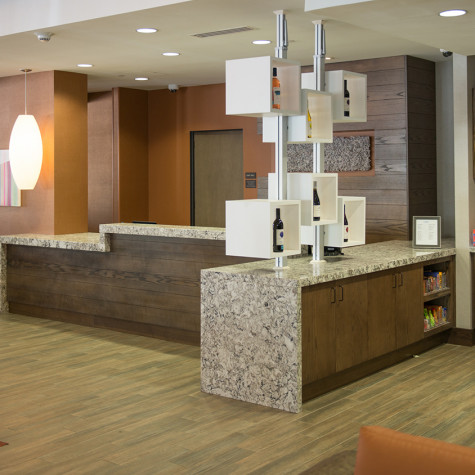 LK Architecture Hospitality Hyatt House Lakewood Belmar CO 16