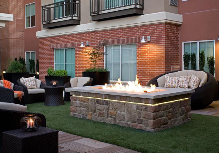 LK Architecture Hospitality Hyatt House Richmond VA 22