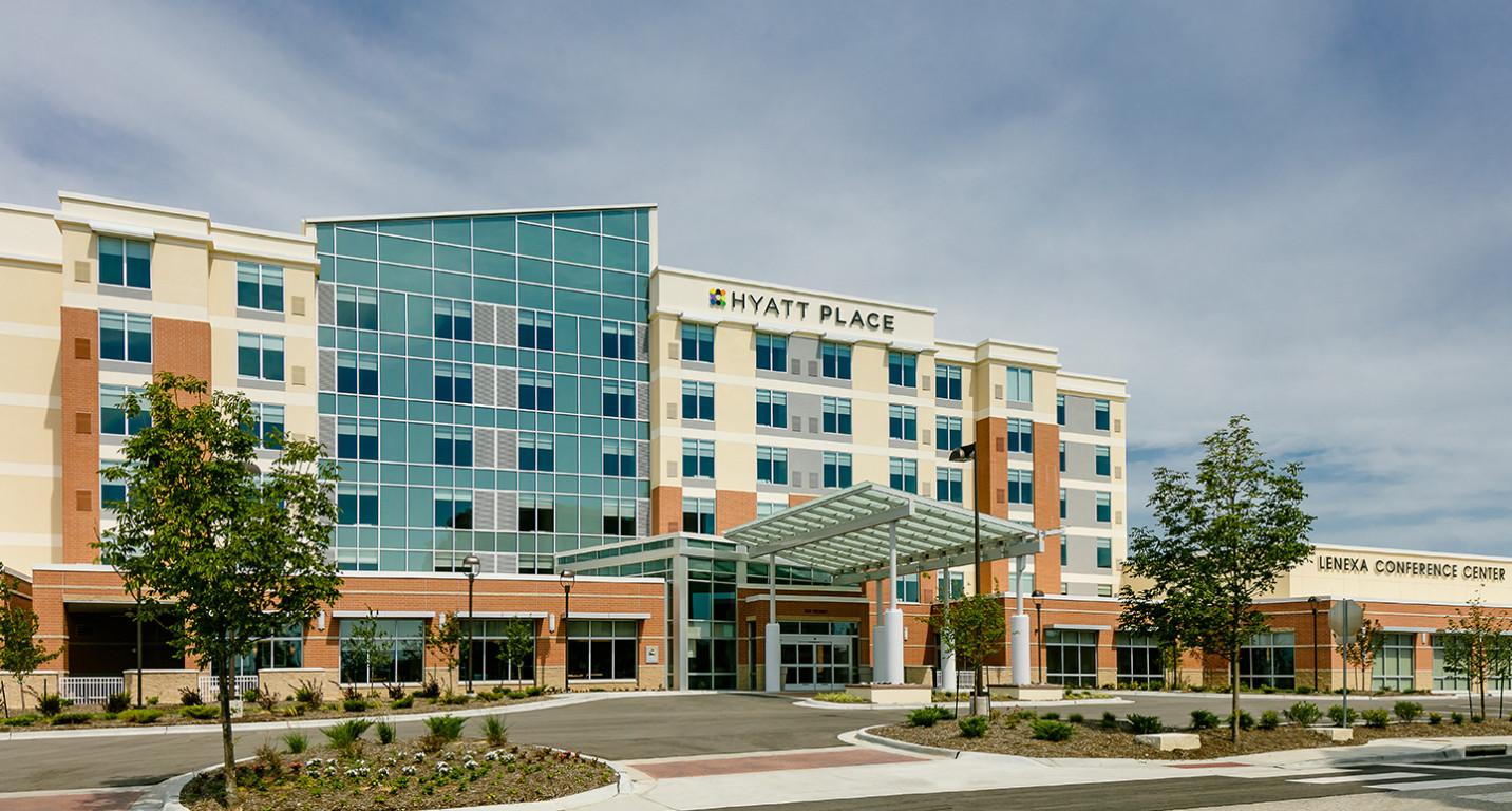 LK Architecture Hospitality Hyatt Place Lenexa KS 10