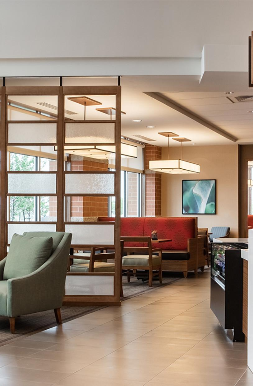 LK Architecture Hospitality Hyatt Place Lenexa KS 13
