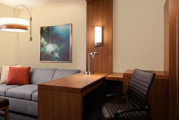 LK Architecture Hospitality Hyatt Place Lenexa KS 15