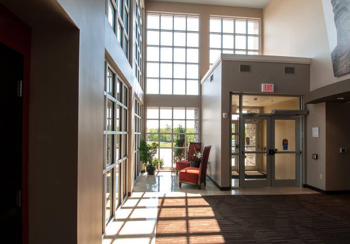 Lk Architecture Interior Design Meridian Conference Center Newton Ks 10