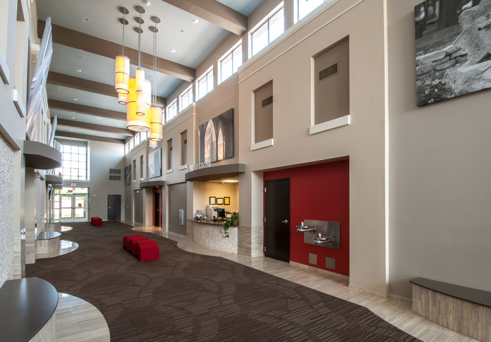 Lk Architecture Interior Design Meridian Conference Center Newton Ks 11