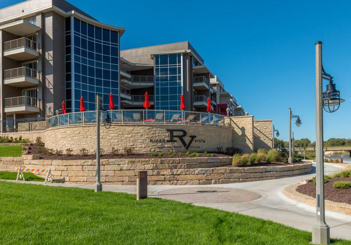 LK Architecture Landscape Architecture Arkansas River Corridor River Vista Wichita KS 06