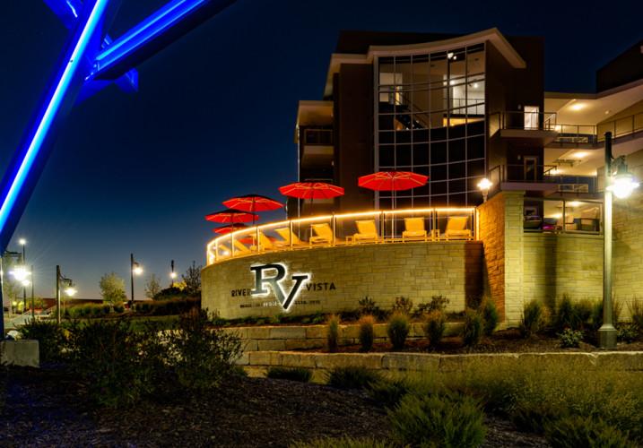 LK Architecture Landscape Architecture Arkansas River Corridor River Vista Wichita KS 13