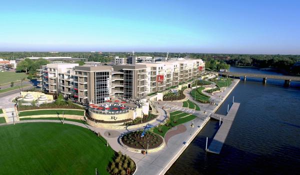 Arkansas River Corridor Improvement Project – River Vista, Wichita, KS