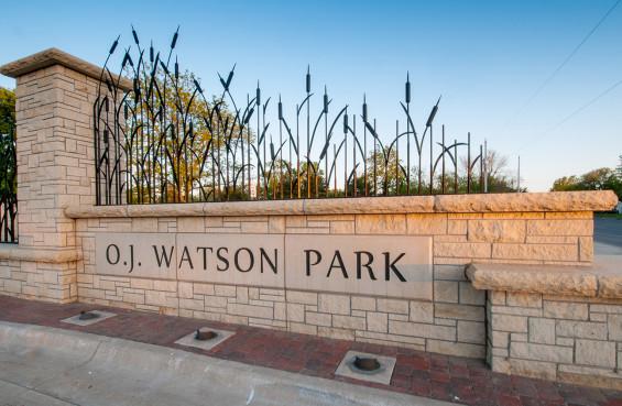 O.J. Watson Park, Wichita, KS