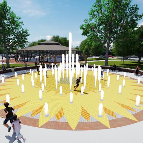 Lk Architecture Landscape Architecture Wilson Park Master Plan Arkansas City Ks 01