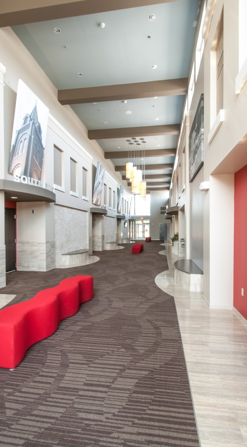 LK Architecture Meridian Conference Center Newton Kansas 03