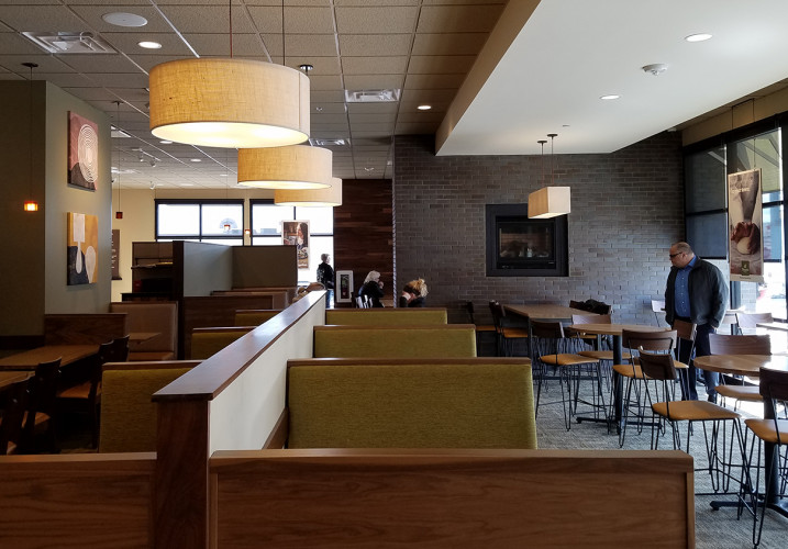 LK Architecture Restaurants Panera Bread Nationwide 06
