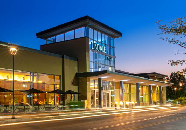 Lk Architecture Retail Lindale Mall Cedar Rapids Ia 01