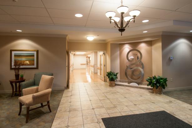 LKArchitecture Healthcare HCRManorcare Utica RidgeDavenportIA 2