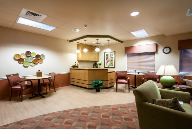 LKArchitecture Healthcare HCRManorcare Utica RidgeDavenportIA 4