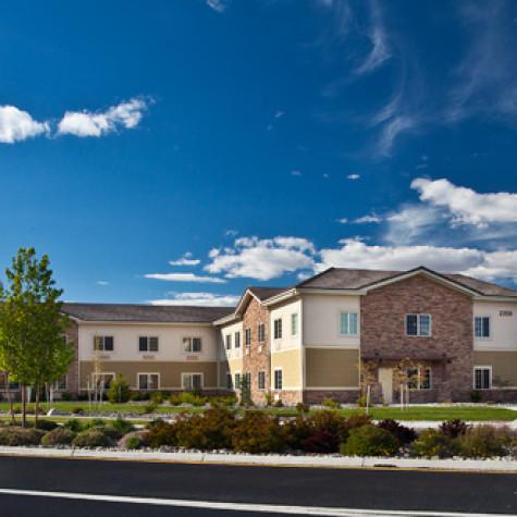 LKArchitecture Healthcare ManorCareofWingfield Hills SparksNV 1