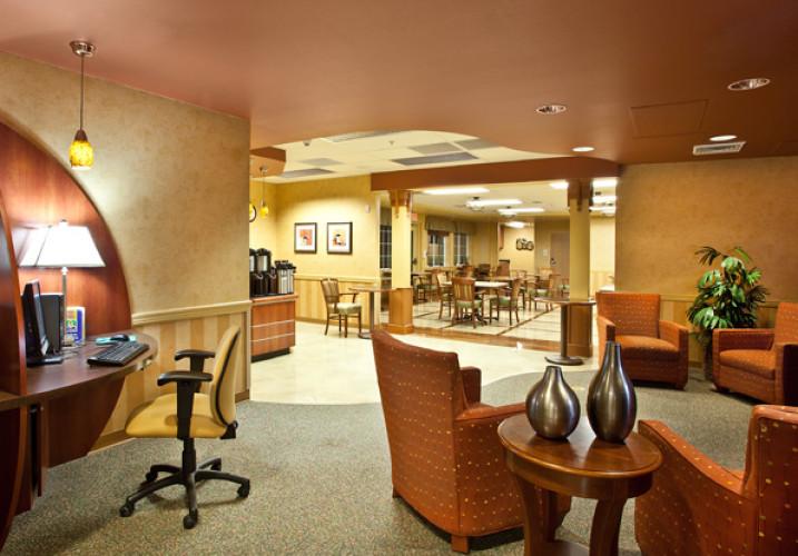 LKArchitecture Healthcare ManorCareofWingfield Hills SparksNV 5