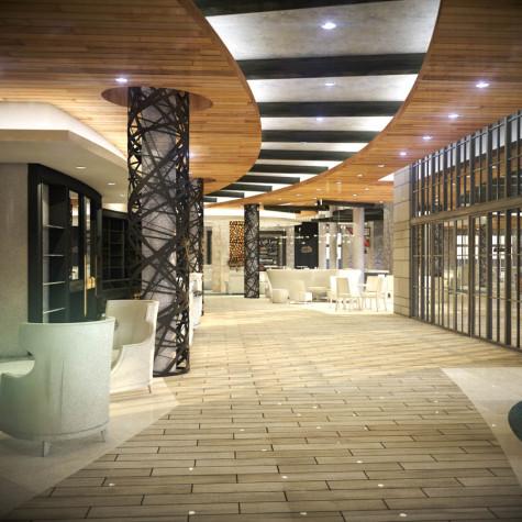 LKArchitecture Hospitality ArcherHotel NewJersey 1